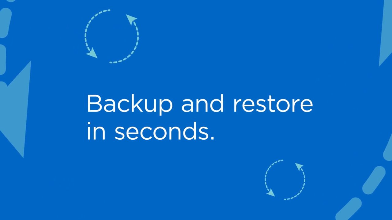 Customers Backup and Restore SAP on NetApp