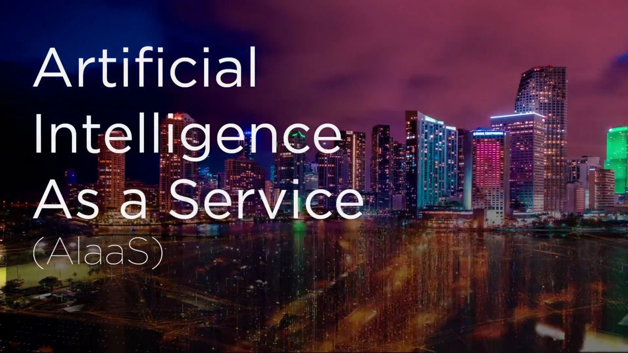 AI-as-a-Service (AIaaS) Makes AI Accessible to Any Business