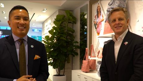 Cowen Interview | Oliver Chen & Robert Wallstrom, CEO of Vera Bradley