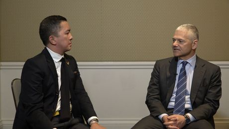 Cowen Interview | Oliver Chen & Efraim Grinberg, Chairman & CEO of Movado