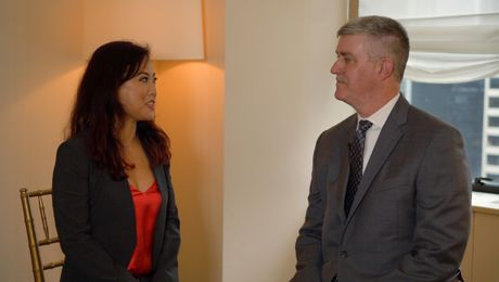 Cowen Interview | Lucy Guo & Terry Hagen, COO and President, Aerospace & Technology of Jacobs