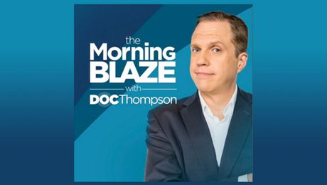 Mark Murphy on The Morning Blaze with Doc Thompson (2018-07-23)