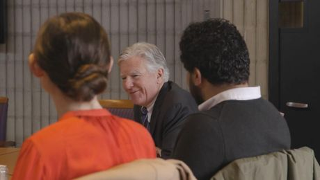 On Campus: President Meehan visits UMass Dartmouth