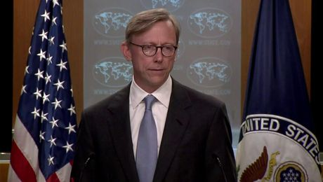 Department of State Briefing with Director of Policy Planning Brian Hook