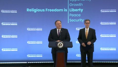 Remarks at the Close of the Ministerial Advancing Religious Freedom