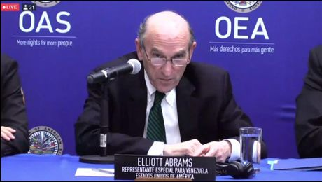 OAS Press Conference with Special Representative Abrams