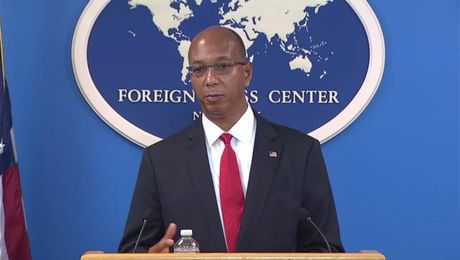 "Foreign Press Center Briefing on ""U.S. Priorities in the UN First Committee"""