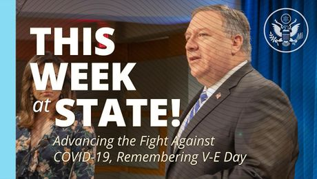 This Week at State - May 8, 2020