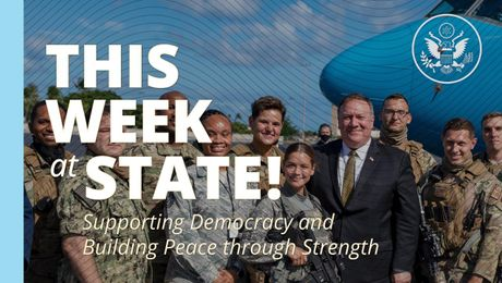 This Week at State - June 19, 2020