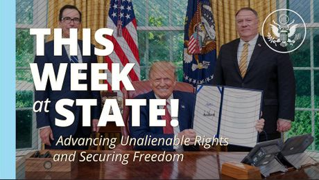 This Week at State - July 17, 2020