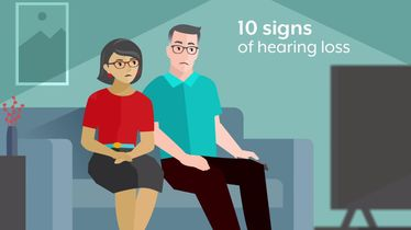 10 Signs of Hearing Loss