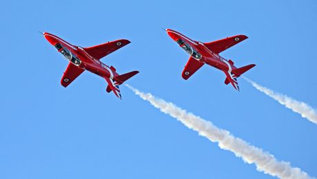 Red Arrows: Flying The Flag - Part 2