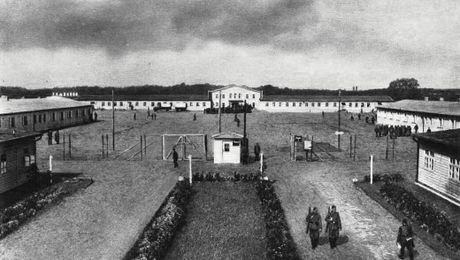 Speaking to Survivors Of Stalag XI-B