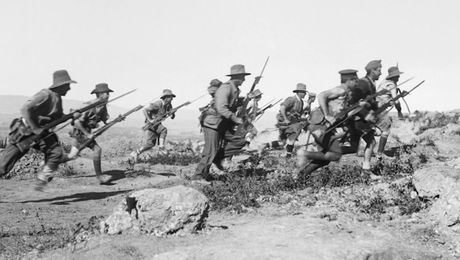 The Battle For Gallipoli
