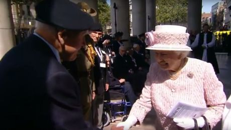 The Queen's Special Relationship With The British Military: Part 1