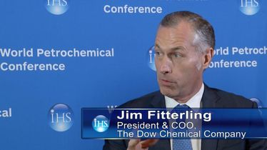 Jim Fitterling, President and COO, Dow Chemical