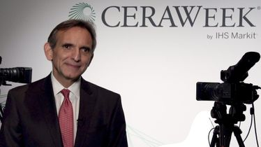 Daily wrap up from CERAWeek (Monday March 5th)