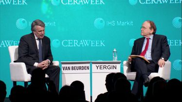 Global Energy Dialogue with Ben van Beurden