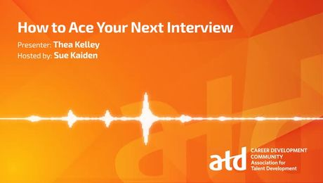 How to Ace Your Next Interview (Podcast)