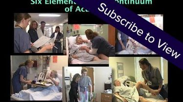 Six Elements in the Continuum of Acute Care