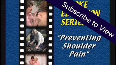 Introduction to Preventing Shoulder Pain