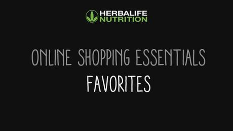 Online Shopping Essentials - Favorites
