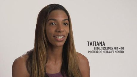 I am Tatiana.