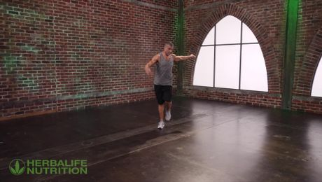 Step inspired workout by Sasa Nocerino #1