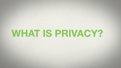 What is Privacy?