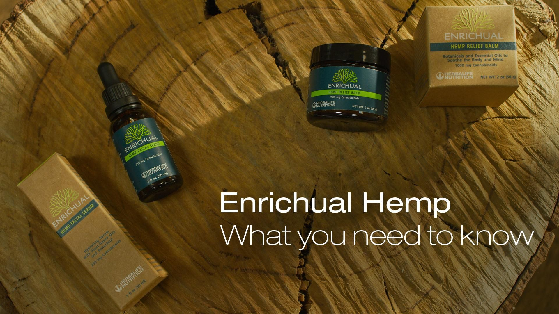 Enrichual Hemp: What you need to know
