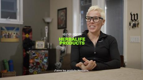 Heather Jackson : produits Herbalife Nutrition