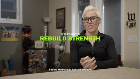 Heather Jackson : Rebuild Strength Herbalife24