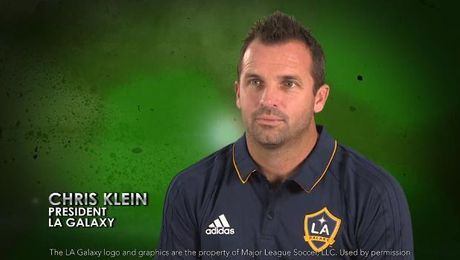 Herbalife Nutrition et le LA Galaxy