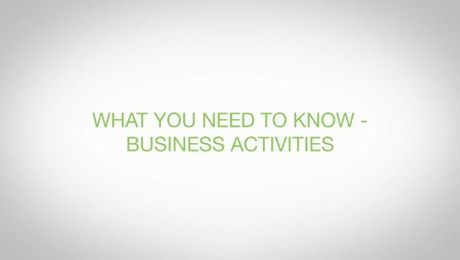 Business and  Activities