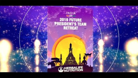 India Future Presidents Team Retreat 2019 - Promo