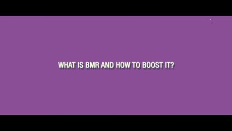 WHAT IS BMR AND HOW TO BOOST IT