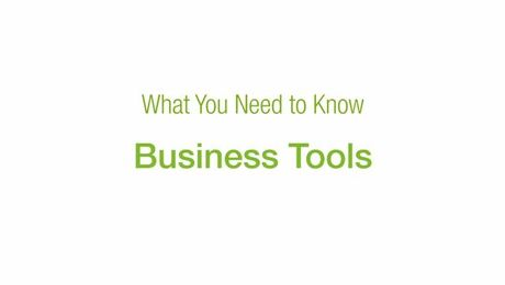 Business Tools