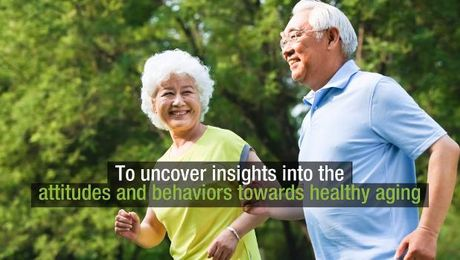 Healthy Aging Survey – Asia Pacific