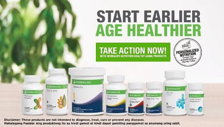 HEALTHY AGING: Start Earlier, Age Healthier!
