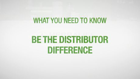 Be the Distributor Difference