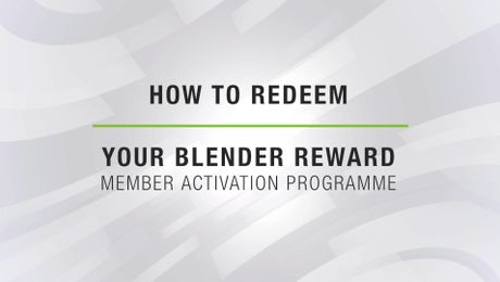How to Redeem Your MAP Blender Reward