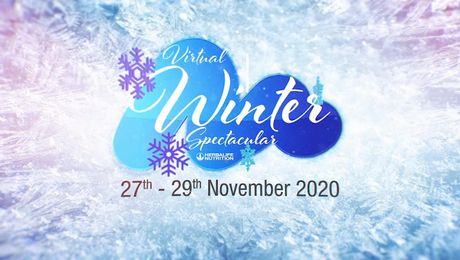 Virtual Winter Spectacular 2020 Highlights