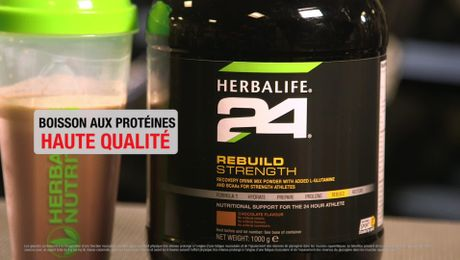 Spotlight Produit : Rebuild Strength H24