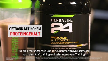 Spotlight Video Rebuild Strength für DE & AT