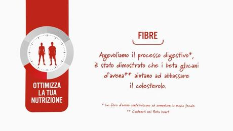 Cosa serve al tuo corpo: le fibre
