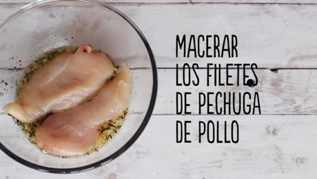 Pollo con limón ¡Receta saludable de Herbalife Nutrition!