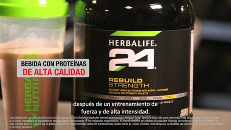 Video destacado del producto: H24 Rebuild Strength