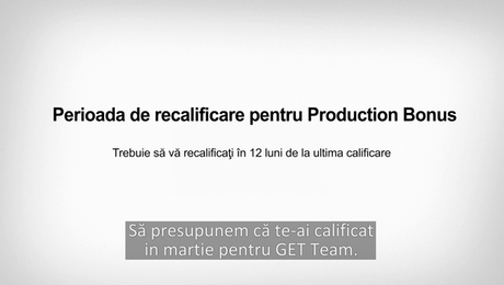 11 Bonus de tip Production