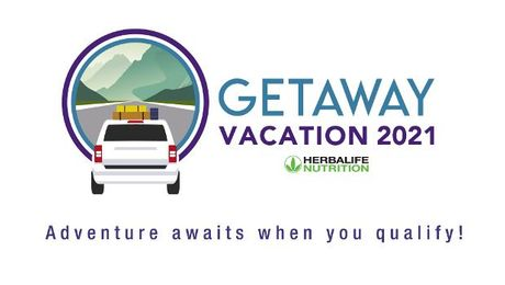 2021 Getaway Vacation Qualifications