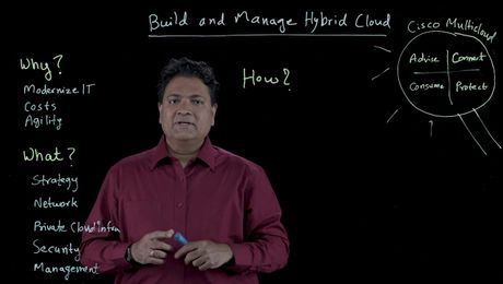 Multicloud: Build and Manage a Hybrid Cloud - Lightboard